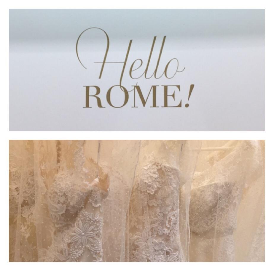 Atelier Pronovias a Roma