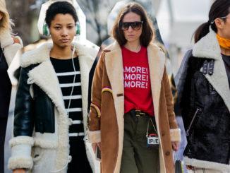 Cappotto di montone nell'inverno 2017-2018: consigli nell'acquisto