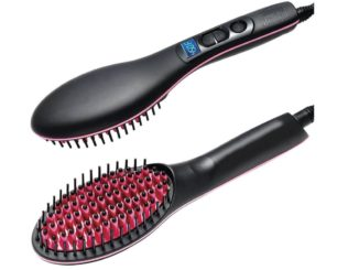 Per i vostri capelli: la spazzola lisciante ottima invenzione