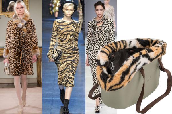 Moda 2018: look animalier