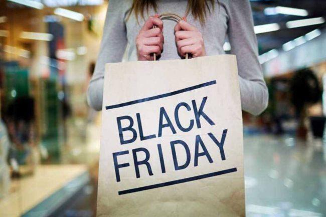 Black Friday 2018 in Italia: quando e dove