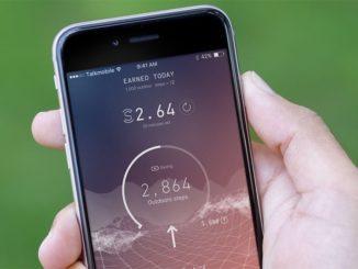 Sweatcoin: l'app per guadagnare camminando