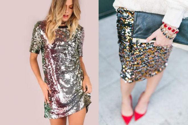 Capodanno 2019: vestiti con pailettes, i più trendy in assoluto
