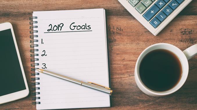2019: I propositi del nuovo anno