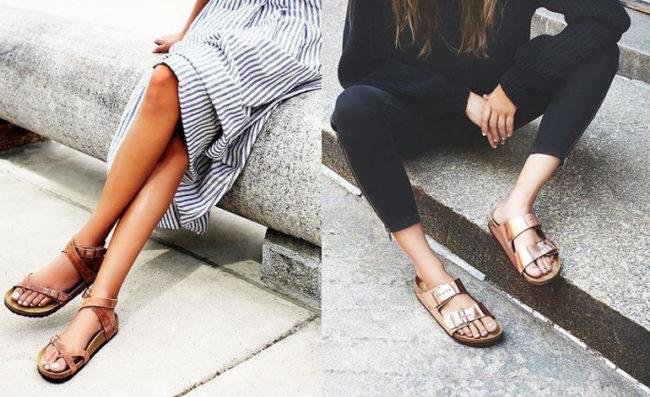 Tendenze estate 2019: sandali e sneakers protagonisti della moda