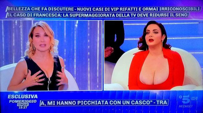 La maggiorata più famosa d'Italia, Francesca Giuliano