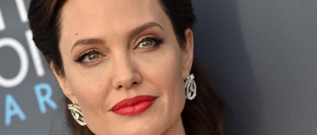 Angelina Jolie e la paura di non vivere a lungo