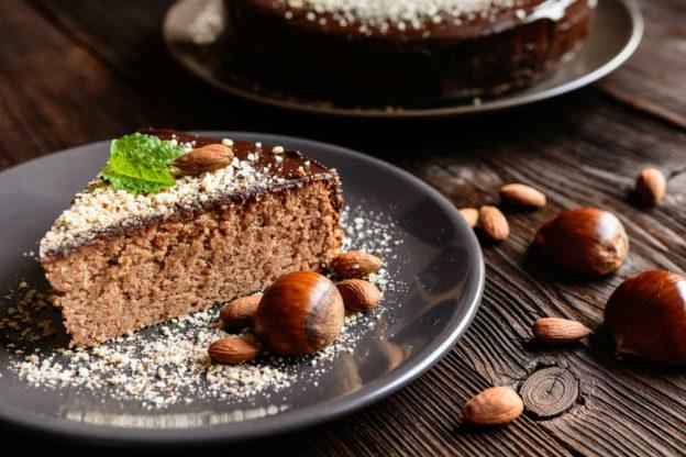 Ricette autunnali: la torta di castagne