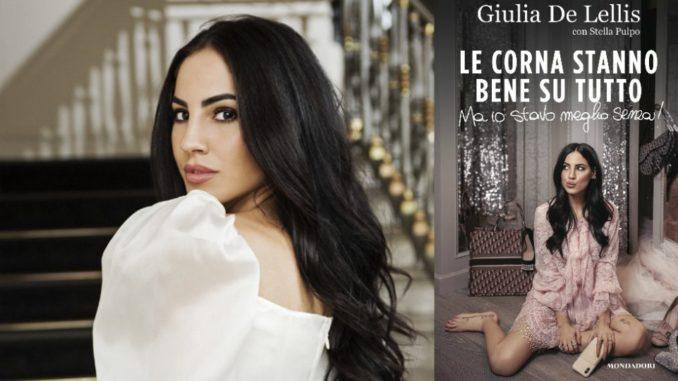 """Giulia De Lellis: """"Il mio libro ha venduto più di 100 mila copie!"""""""