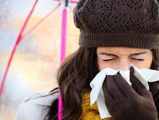 Raffreddore: 3metodi naturali per prevenirlo