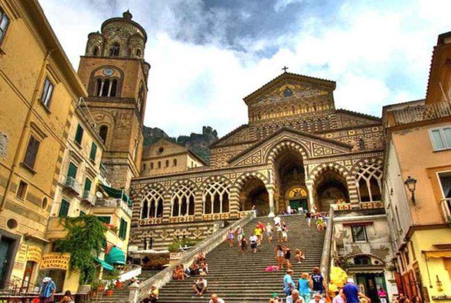 Costiera Amalfitana: 3 luoghi da non perdere