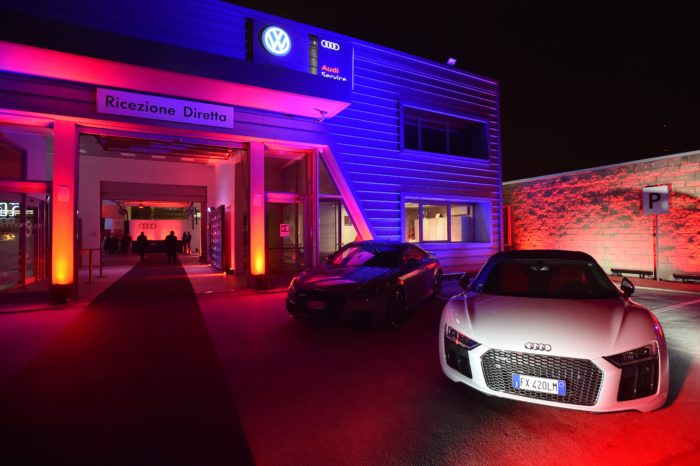 Germanycar apre le porte del nuovo spazio service con un parterre d'eccezione.