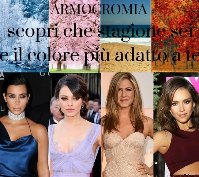 Armocromia: la nuova moda del momento