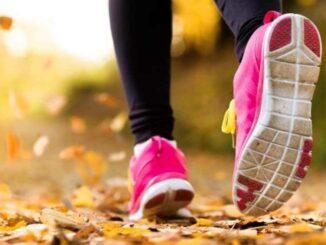 Camminare fa bene al corpo ed alla mente