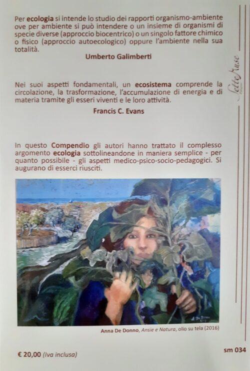 """Presentazione del """"compendio di ecologia psicosociale """"del Dott. Pierluigi Lando"""