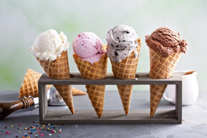 Il gelato: tutti i benefici di un alimento ottimo non solo d'estate